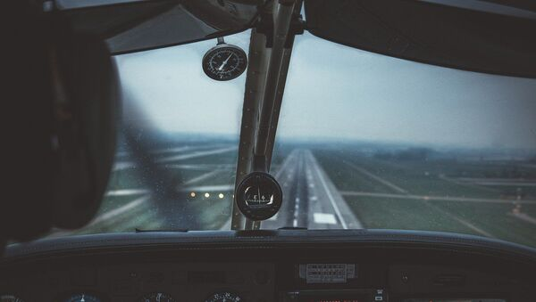 Une piste d'atterrissage (image d'illustration) - Sputnik France