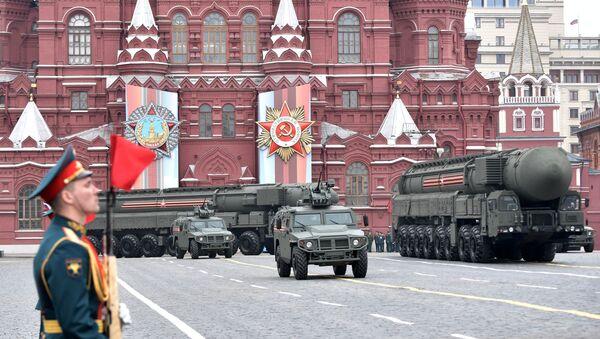 Défilé de la Victoire à Moscou (9 mai 2019) - Sputnik France