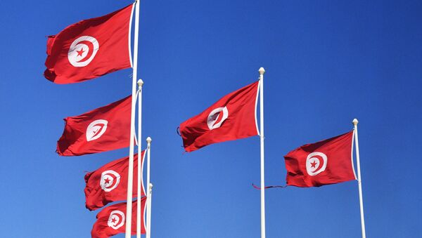 Las banderas de Túnez - Sputnik France