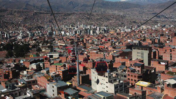 La Paz, Bolivie - Sputnik France