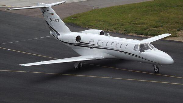 Un Cessna Citation CJ3 (image d'illustration) - Sputnik France