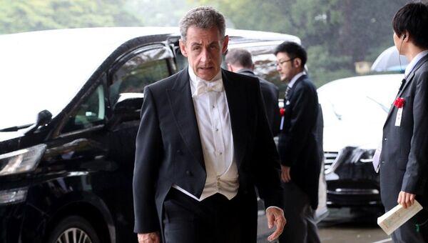 Nicolas Sarkozy à Tokyo - Sputnik France