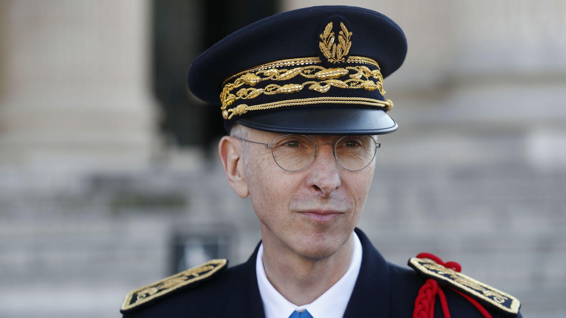 Didier Lallement - Sputnik France, 1920, 21.09.2021