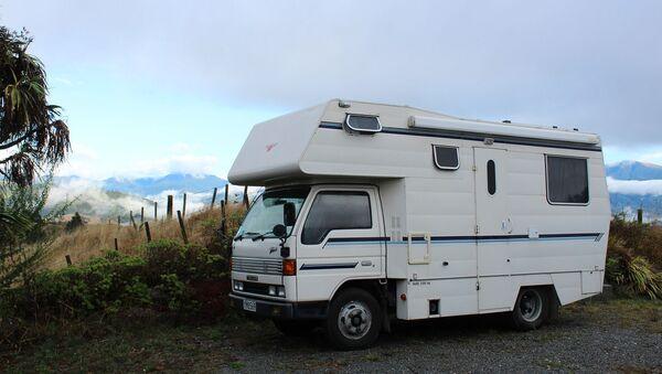 Un camping-car - Sputnik France