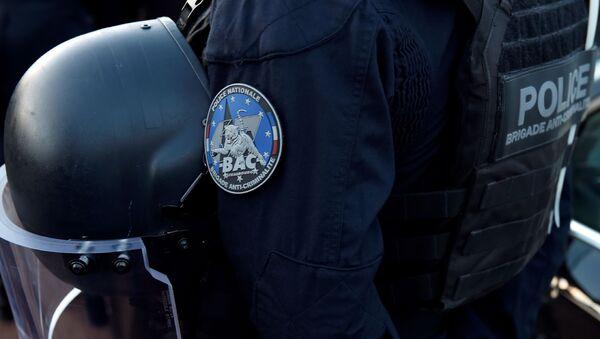 Brigade anti-criminalité  - Sputnik France