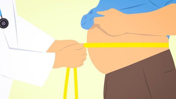 La graisse du ventre augmente avec l'âge - Sputnik France