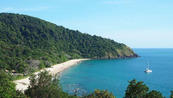 L'île de Koh Lanta - Sputnik France