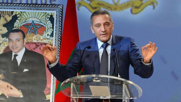 Moulay Hafid Elalamy, minsitre marocain de l'Industrie, du Commerce et de l'économie Numérique - Sputnik France
