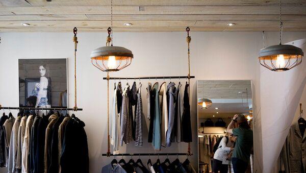 Un magasin de vêtements - Sputnik France