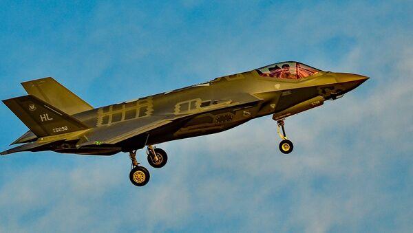 Un F-35A Lightning II (image d'illustration) - Sputnik France
