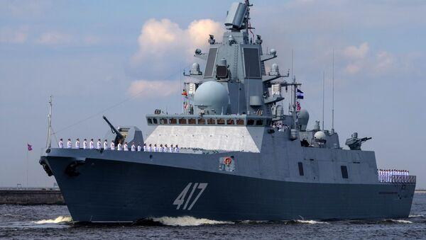 La frégate Amiral Gorchkov - Sputnik France