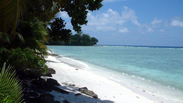 Diego Garcia, l'île principale de l'archipel des Chagos - Sputnik France