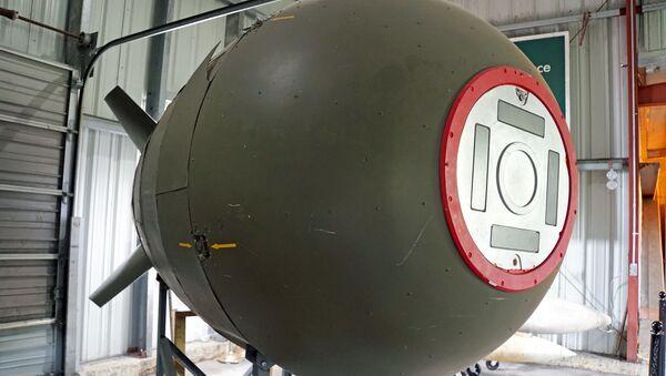 Bombe nucléaire américaine MK-4 - Sputnik France