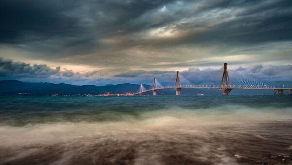Le pont Rion-Antirion - Sputnik France