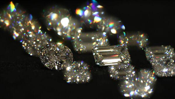 Diamants (image d'illustration) - Sputnik France