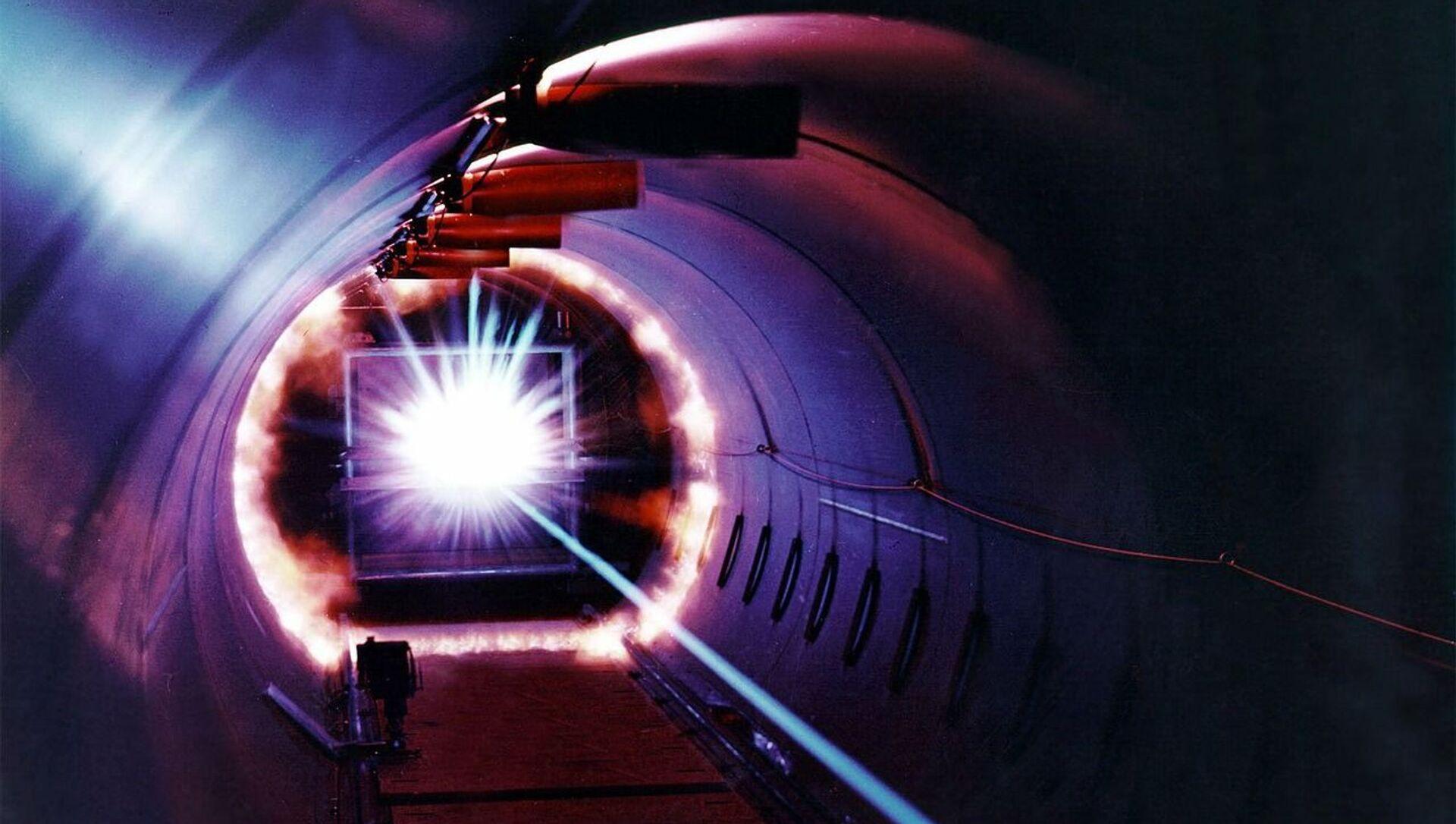 Laser (image d'illustration) - Sputnik France, 1920, 28.07.2021