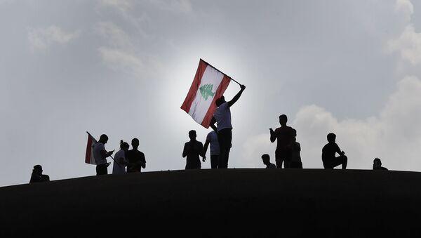 Manifestations antigouvernementales au Liban - Sputnik France