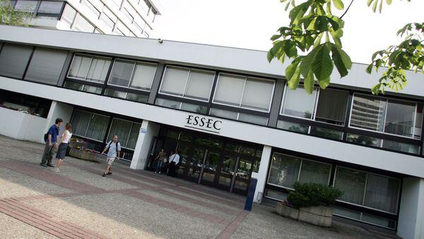 l'ESSEC - Sputnik France