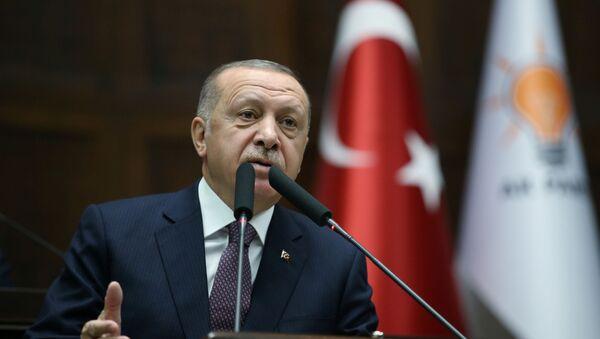 Recep Tayyip Erdogan (photos d'archives) - Sputnik France