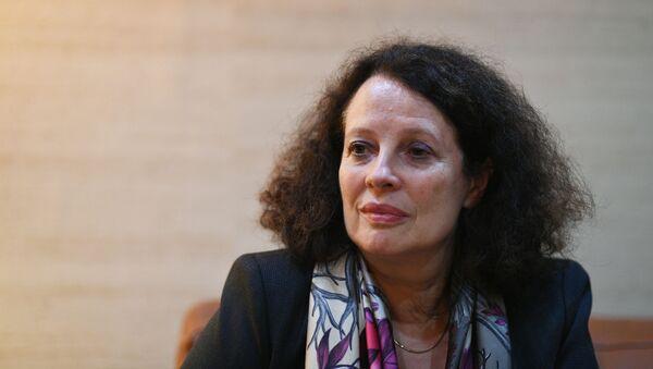 Sylvie Bermann  - Sputnik France