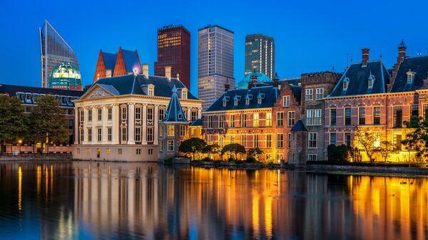 Binnenhof, siège du gouvernement des Pays-Bas à La Haye - Sputnik France