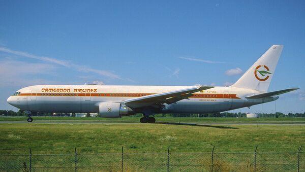 Un Boeing 767-33AER de Cameroon Airlines - Sputnik France