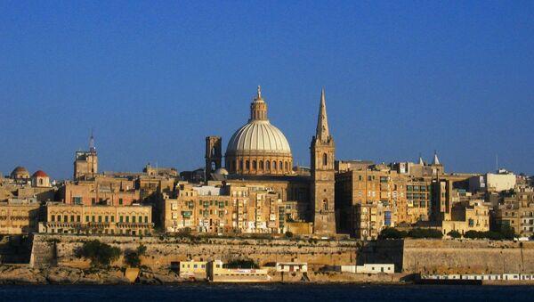 Valletta skyline - Sputnik France