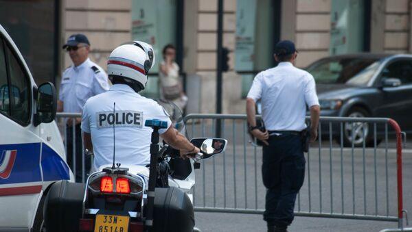 Police nationale à Toulouse - Sputnik France