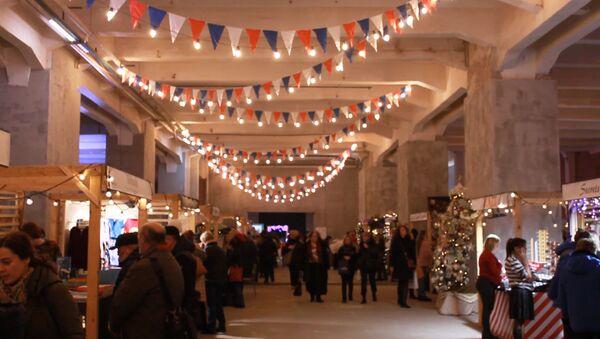 Bazar franco-belge à Moscou  - Sputnik France