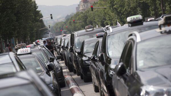 taxi, image d'illustration - Sputnik France