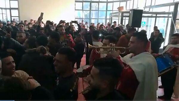 Rassemblement de l'Union générale des étudiants algériens, 5 décembre 2019 - Sputnik France