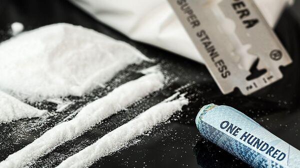 Cocaïne (image d'illustration) - Sputnik France