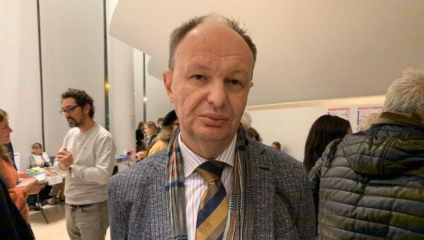 Mikhaïl Seslavinsky - Sputnik France