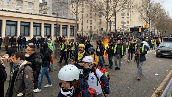 Acte 56 des Gilets jaunes - Sputnik France