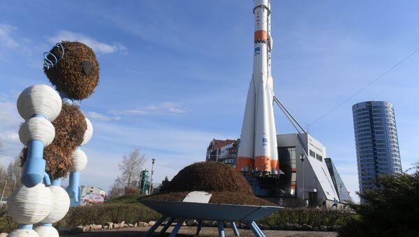 Un musée de l'espace à Samara - Sputnik France