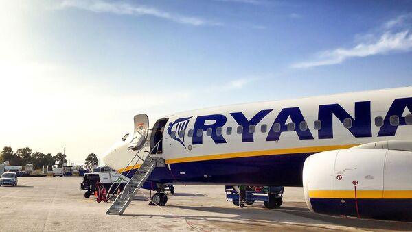 Un avion de Ryanair, image d'illustration - Sputnik France