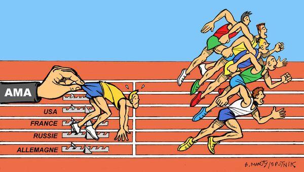 Dopage: l'AMA prive la Russie des Jeux olympiques pendant 4 ans  - Sputnik France