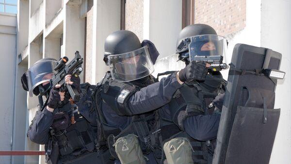 Gendarmerie PI2G - Sputnik France