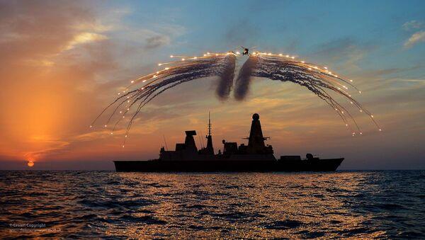 Les plus puissantes marines de guerre du monde d'après le National Interest  - Sputnik France