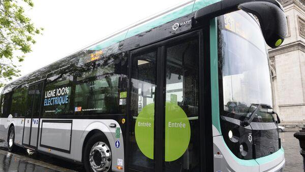 Autobus de la RATP - Sputnik France