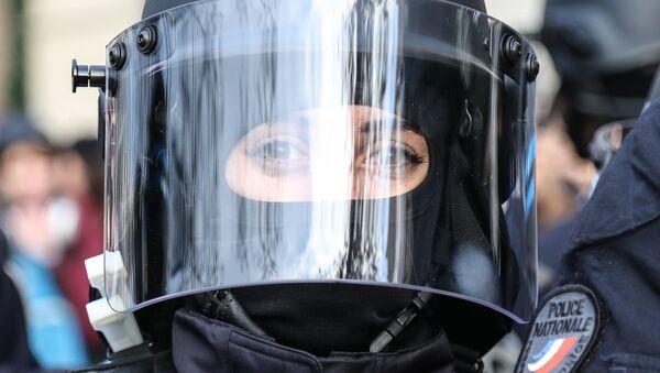 Policière (image d'illustration) - Sputnik France