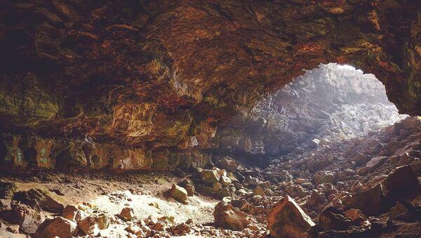 caverne - Sputnik France