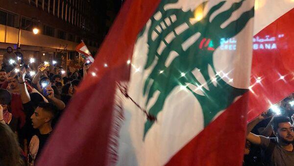 Manifestation anti-pouvoir à Beyrouth - Sputnik France
