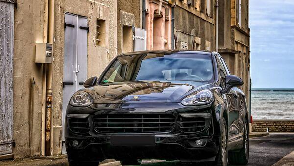 Une Porsche Cayenne - Sputnik France