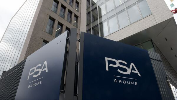 PSA Headquarters - Sputnik France