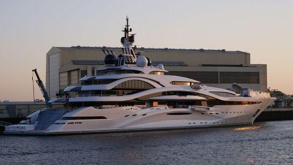 Un yacht - Sputnik France