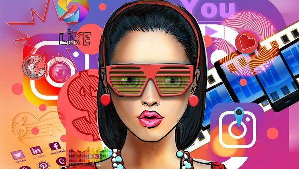 Influenceurs et réseaux sociaux. - Sputnik France