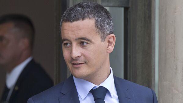 Gérald Darmanin - Sputnik France