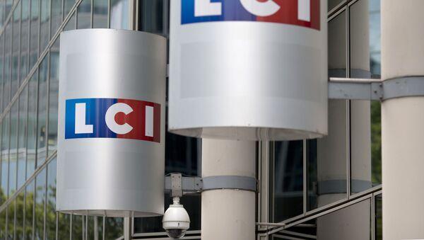 Logo de LCI - Sputnik France