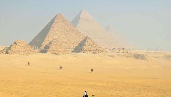 Египетские пирамиды - Sputnik France